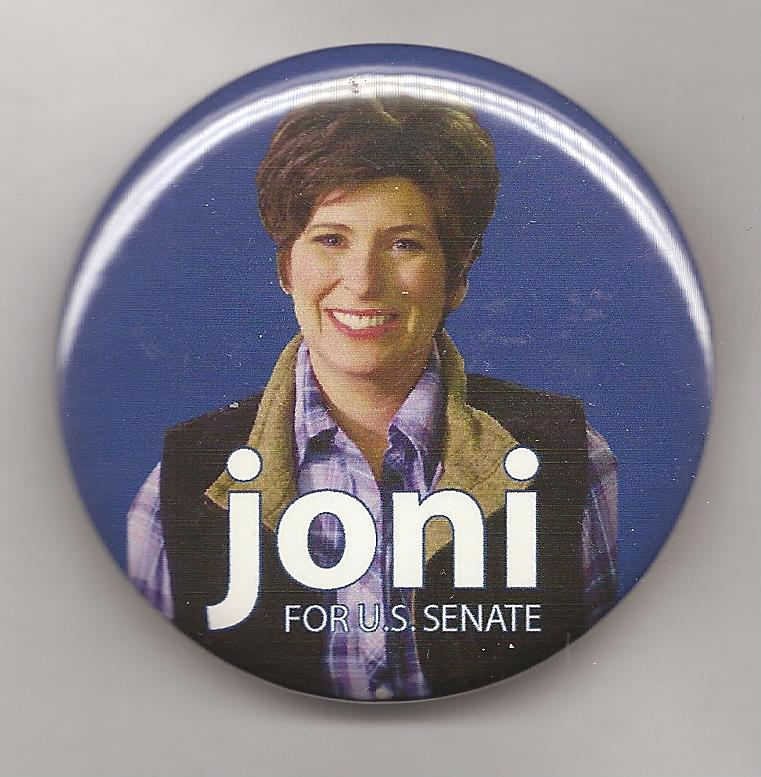 The first woman Iowa has ever elected to the House or Senate.