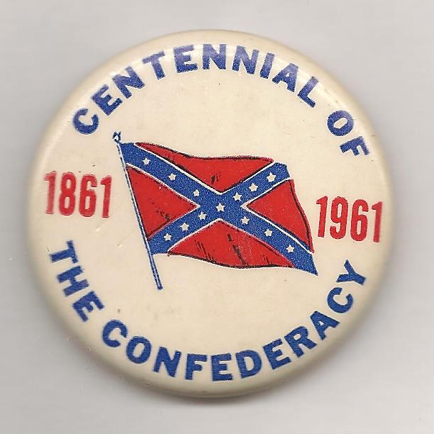 The Confederate flag made a comeback in the late 1950s/early 1960s, as a response to integration efforts in the South.