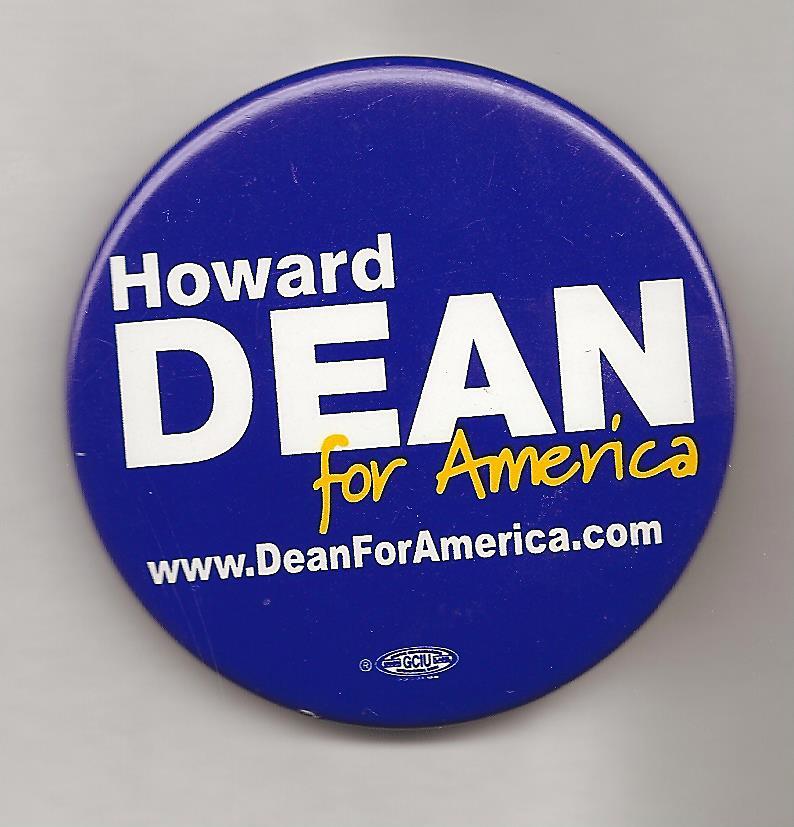 Howard Dean for president 001