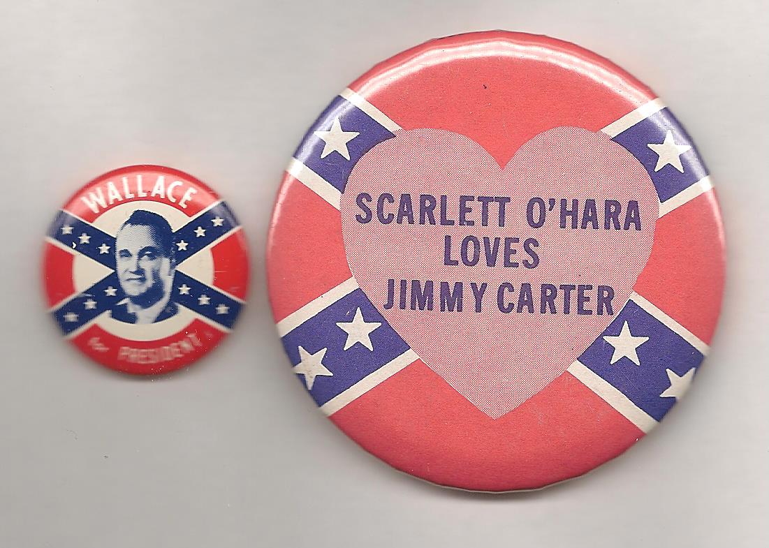 Wallace and Scarlett O'Hara Carter 001