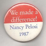 Nancy Pelosi 1987