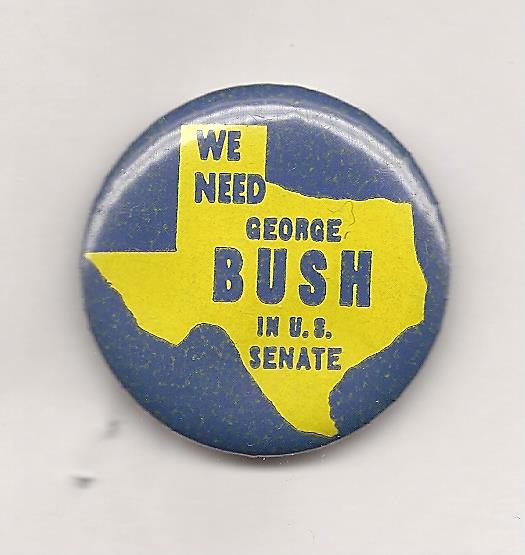 George Bush US Senate 001