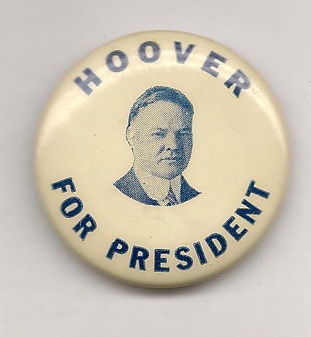 Hoover for President 001