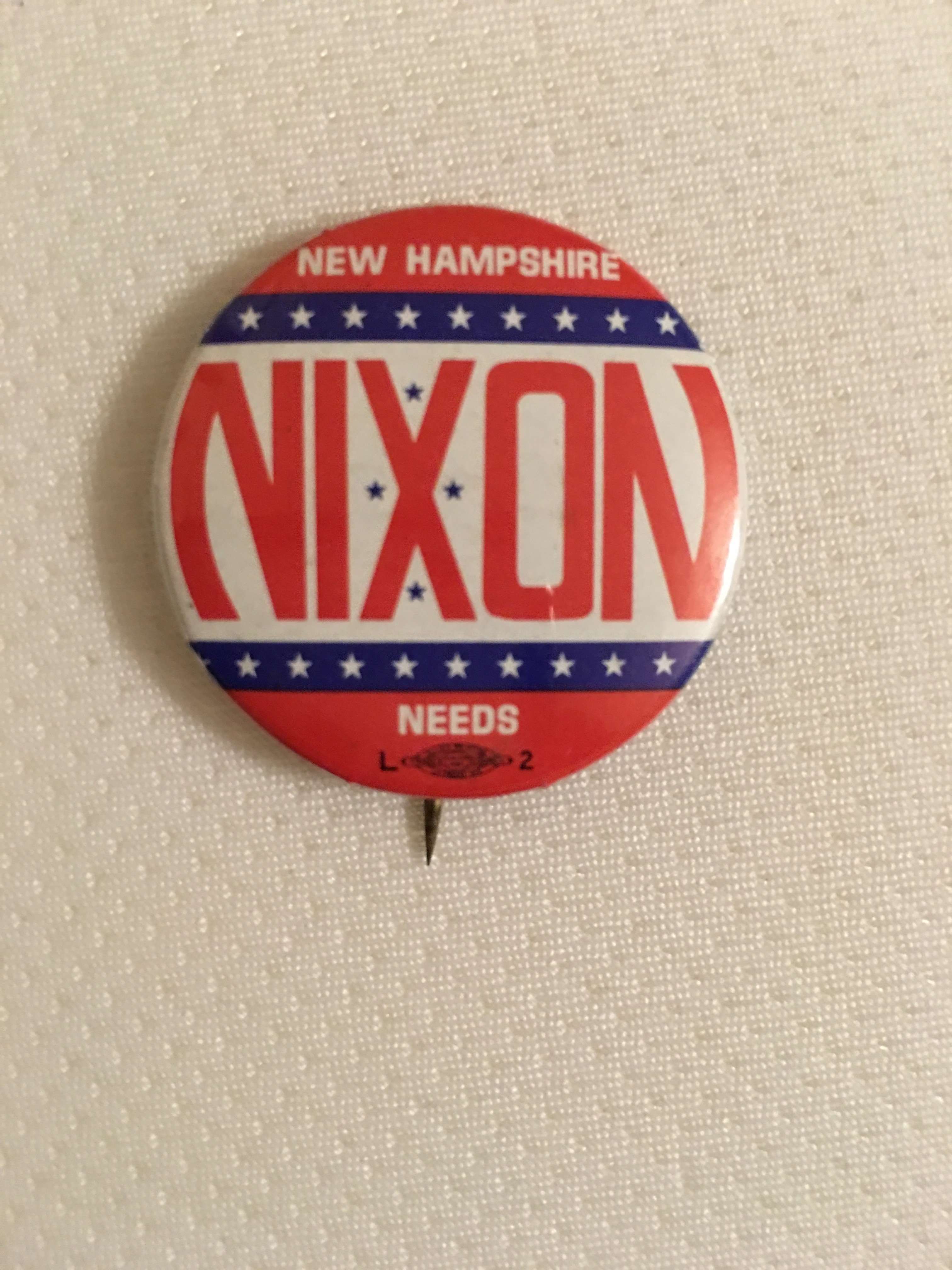 New Hampshire Nixon