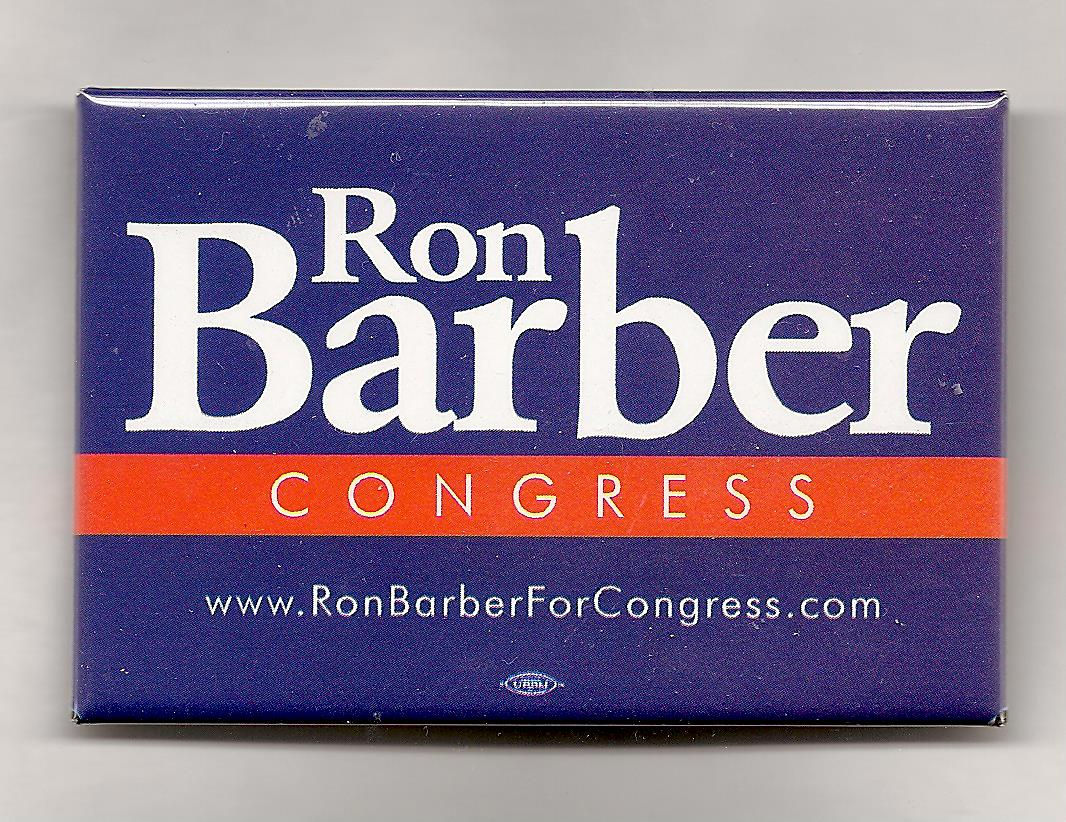Ron Barber Congress 001