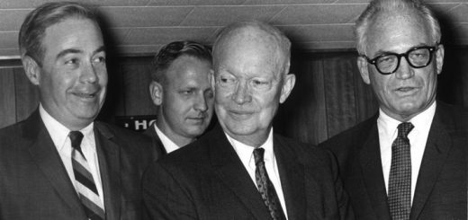 Scranton, Ike and Barry Goldwater