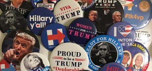trump-clinton-buttons