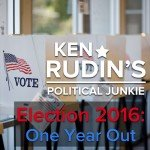 Election 2016 - One Year Out