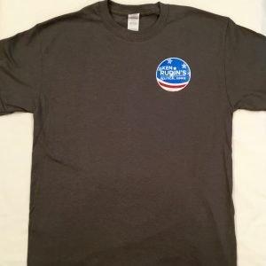 Political Junkie T-Shirt - Front