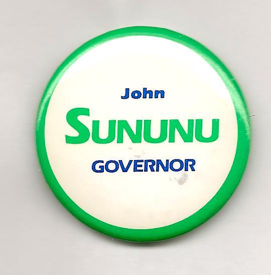John Sununu governor 001