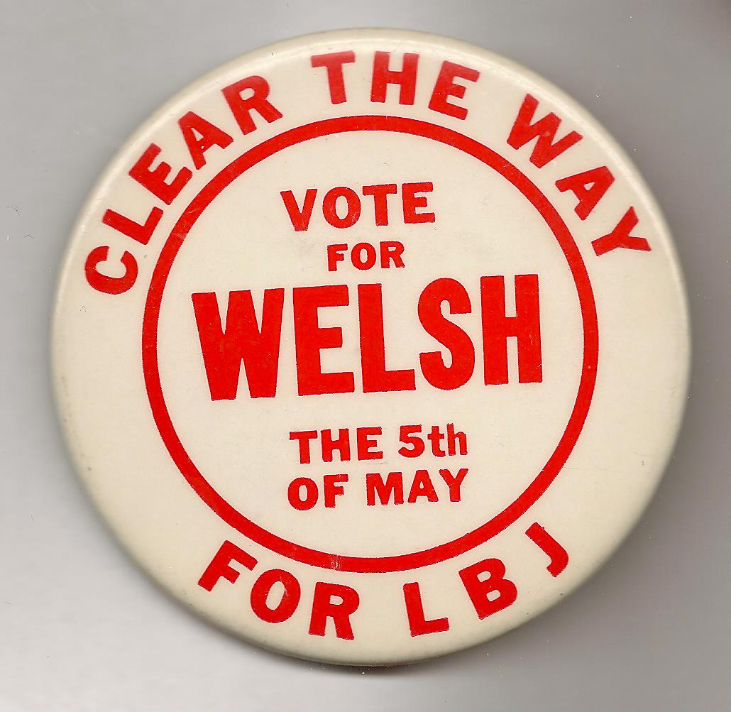 Clear the Way Welsh LBJ 001